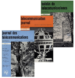 1961-1962: the Journal is published in 3 separate language editions and takes on a colored cover with pictures</p>